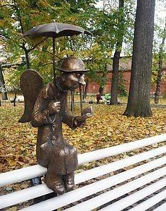 Памятник ангел в ульяновске цены на памятники тольятти ж жодино